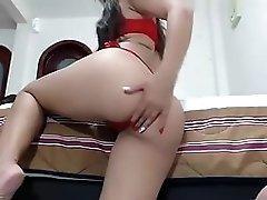luisalatinaxx1 amateur record on 07/05/15 06:26 from Chaturbate