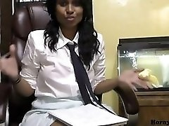 HornyLily - Randi Virgin School girl Lily talking in Hindi