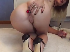 Buttplug and crawling